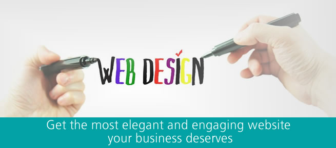 Get the most elegant and engaging website your business deserves