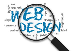 Complete web design services for small business